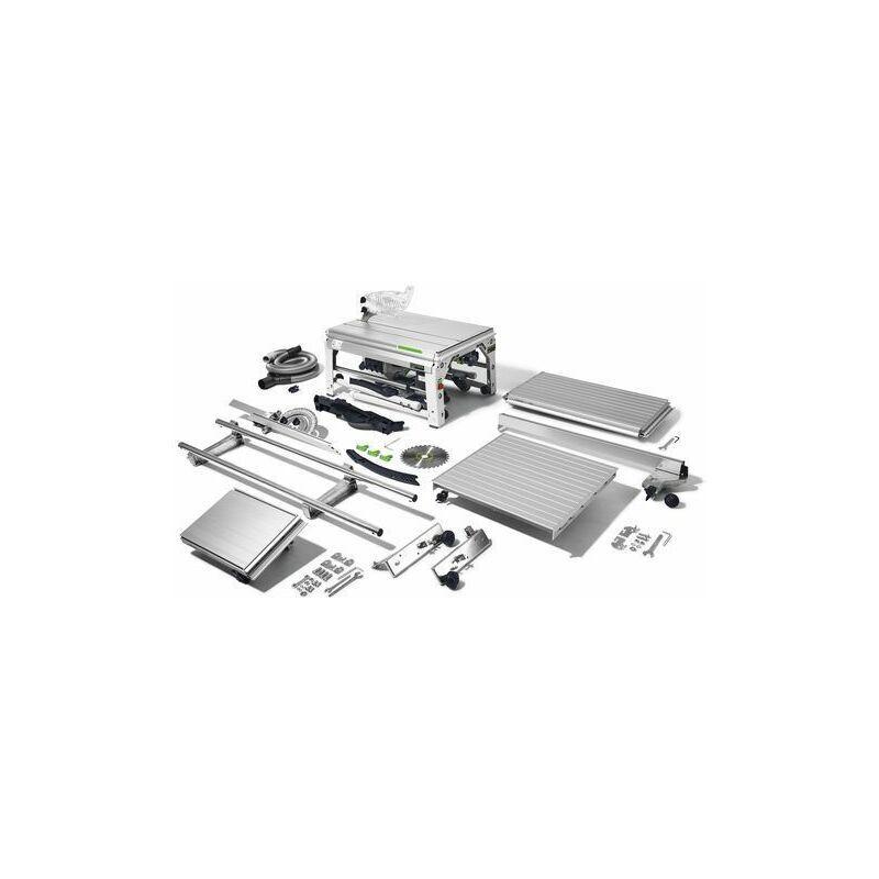 Festool Scies semi-stationnaires CS 70 EBG-Set PRECISIO - 574782