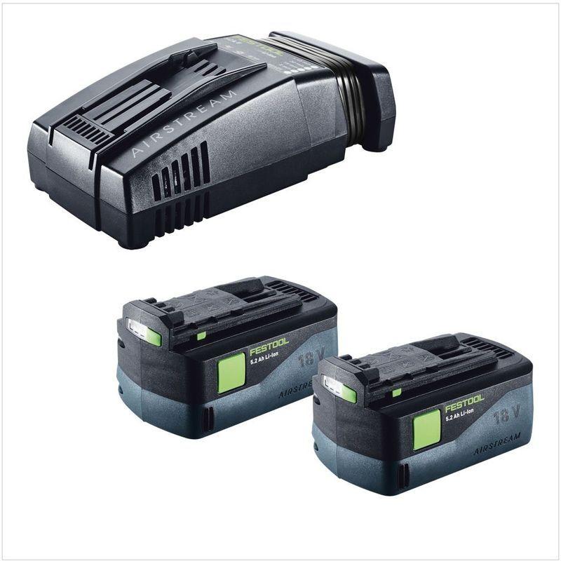Festool T 18+3 Li-Basic Perceuse-visseuse sans fil + Coffret de