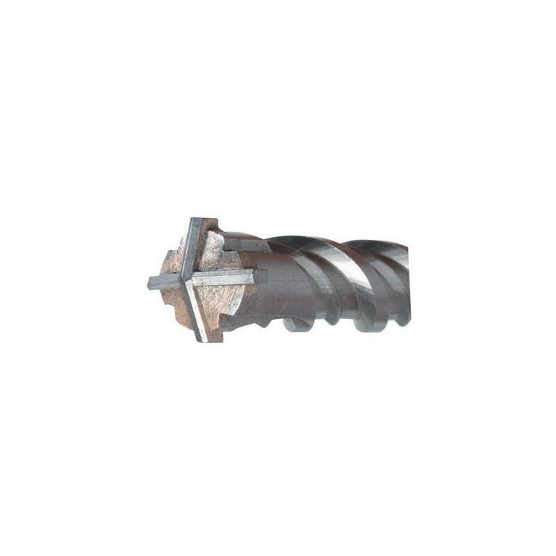 DESTOCKOUTILS Foret SDS max 22 x 1000 mm en carbure de tungstene pour perforateur
