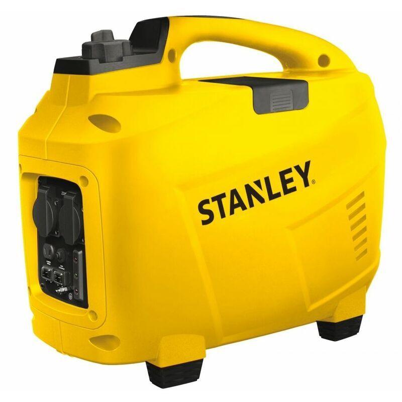 STANLEY Groupe électrogène générateur courant Inverter 1000 1 KW 53 cc 4 t