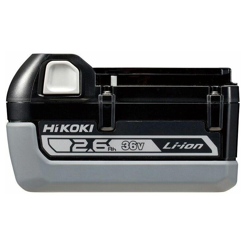 HiKOKI Batterie 36V, 2,6Ah BSL3626X - 339975