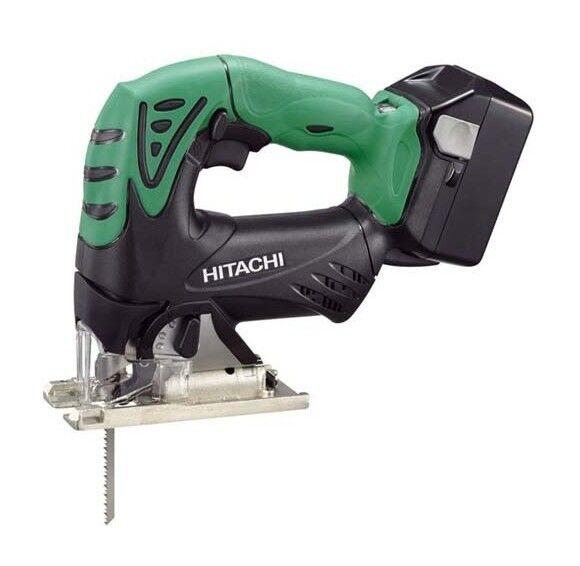 HIKOKI (HITACHI) HITACHI - HIKOKI Scie sauteuse 135 mm 18V Li-Ion 2x4Ah - CJ18DSL 4A