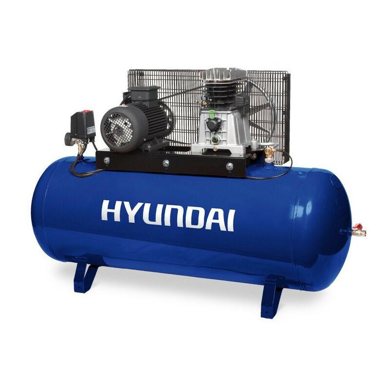 HYUNDAI E HYUNDAI- HYACB300-6T Compresseur Pro 10 Bar 270Litres triphasé