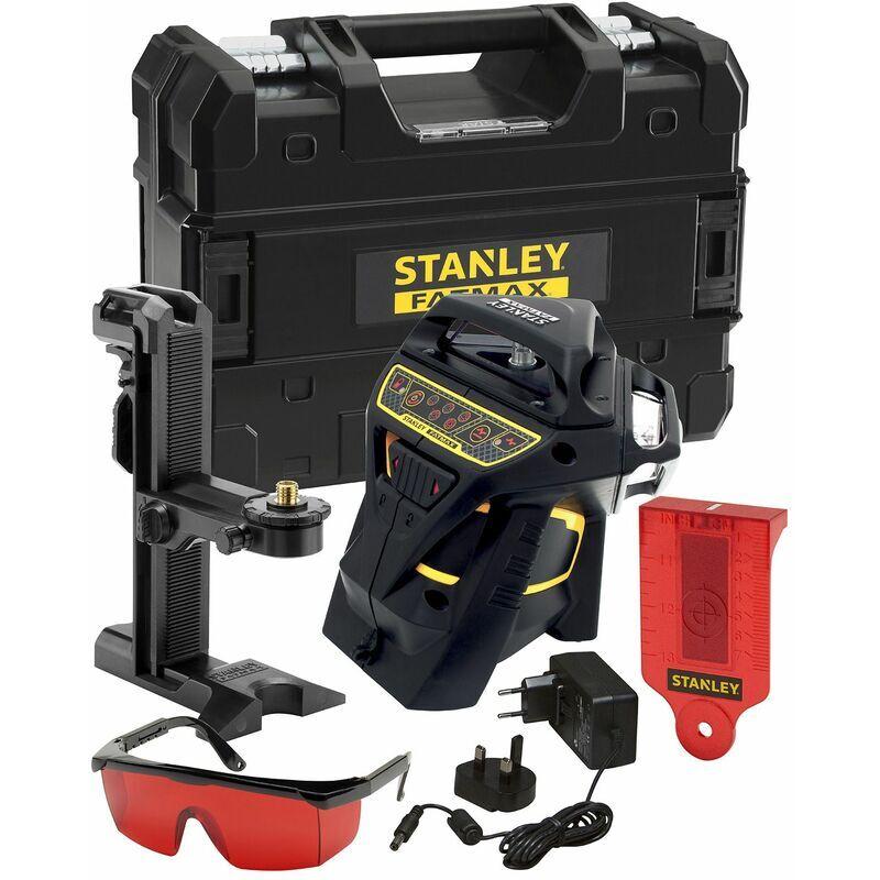 STANLEY Niveau laser multiligne X3R-360° Faisceau rouge STANLEY, FMHT1-77357