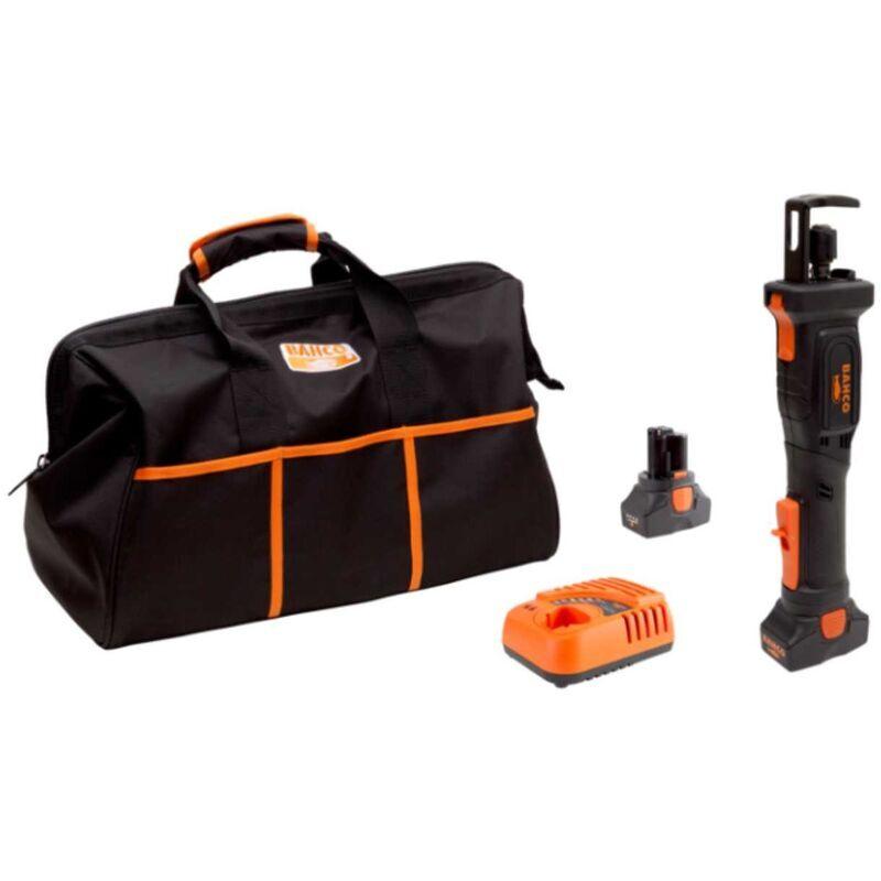 BAHCO Kit scie sabre électrique portative 14.4V Bahco BCL32RS1K1