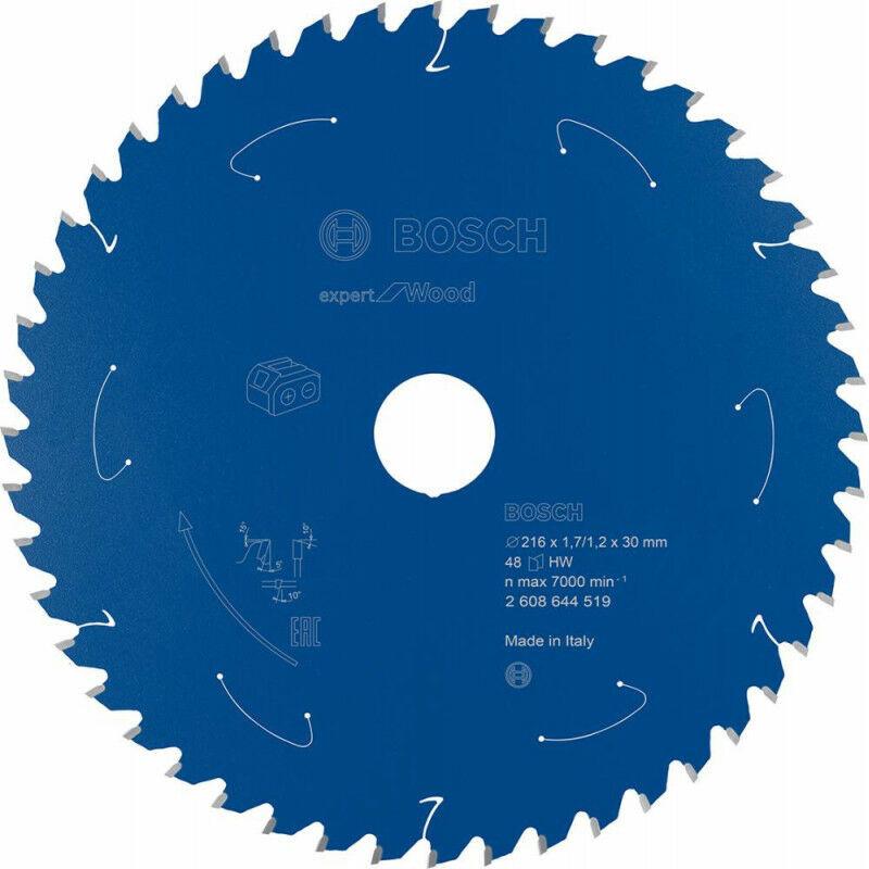FP - Lame de scie circulaire 216x1.7/1.2x30 T48 Bosch