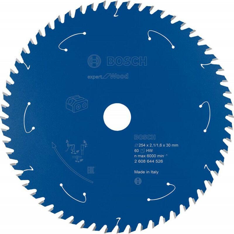 FP - Lame de scie circulaire 254x2.1/1.6x30 T60 Bosch