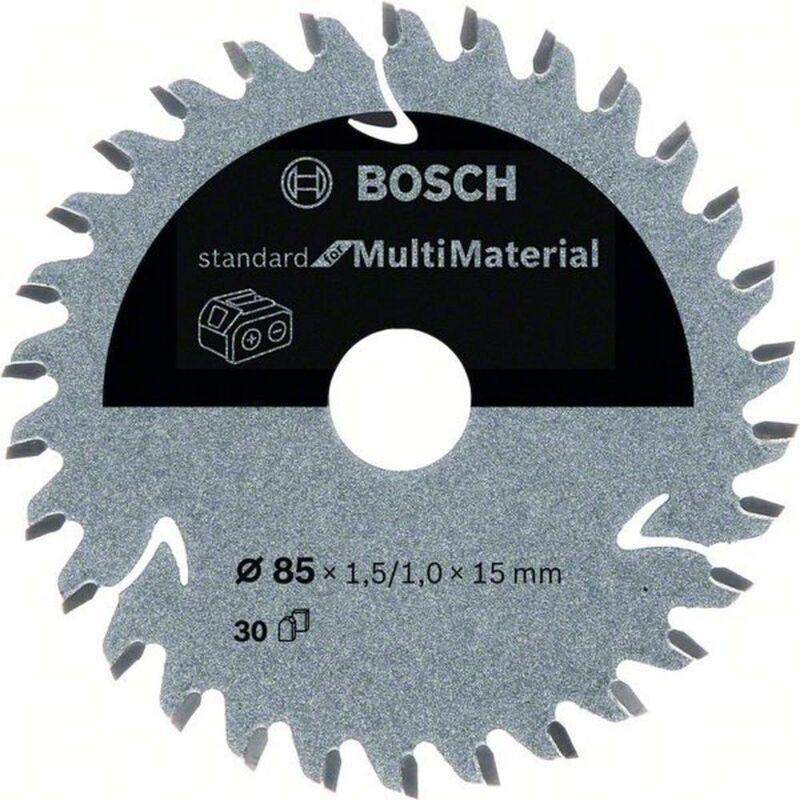 BOSCH ACCESSORIES Lame de scie circulaire Bosch Accessories 2608837752 85 x 15 mm Nombre