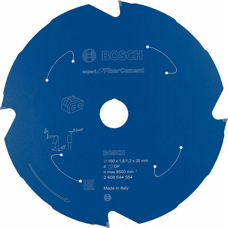 FP - Lame de scie circulaire Ce160x1.8/1.2x20 Z4 Bosch