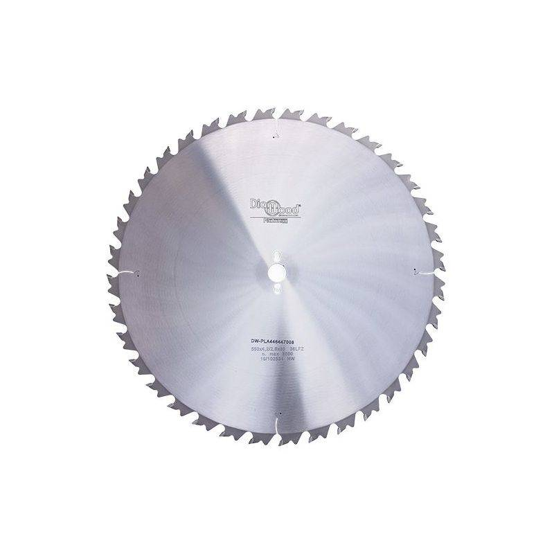 Diamwood Platinum - Lame de scie circulaire HM débit D. 550 x Al. 30 x
