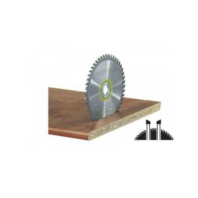 FESTOOL 491952 Lame de Scie Circulaire D. 160 mm - 48 dents - FESTOOL