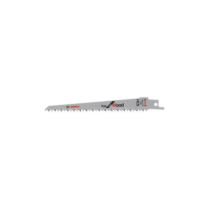 Bosch 2608650464 Lot de 25 lames pour scie sabre S 644 D