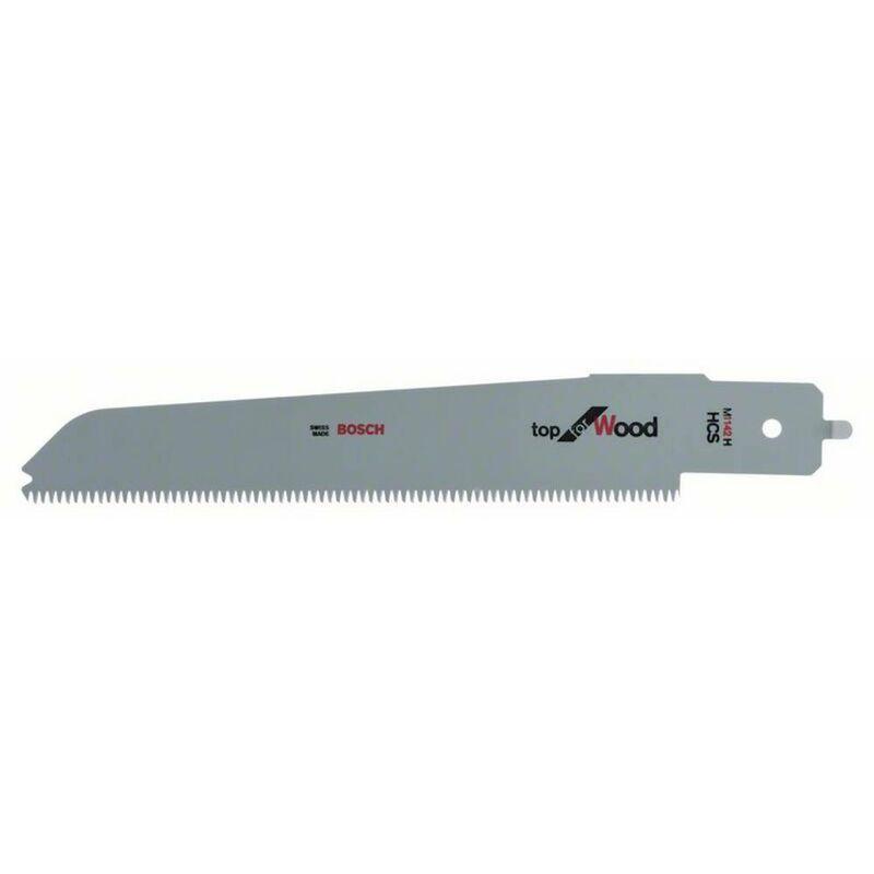 Bosch Accessories - Lame de scie-sabre M 1142 H pour scie égoïne