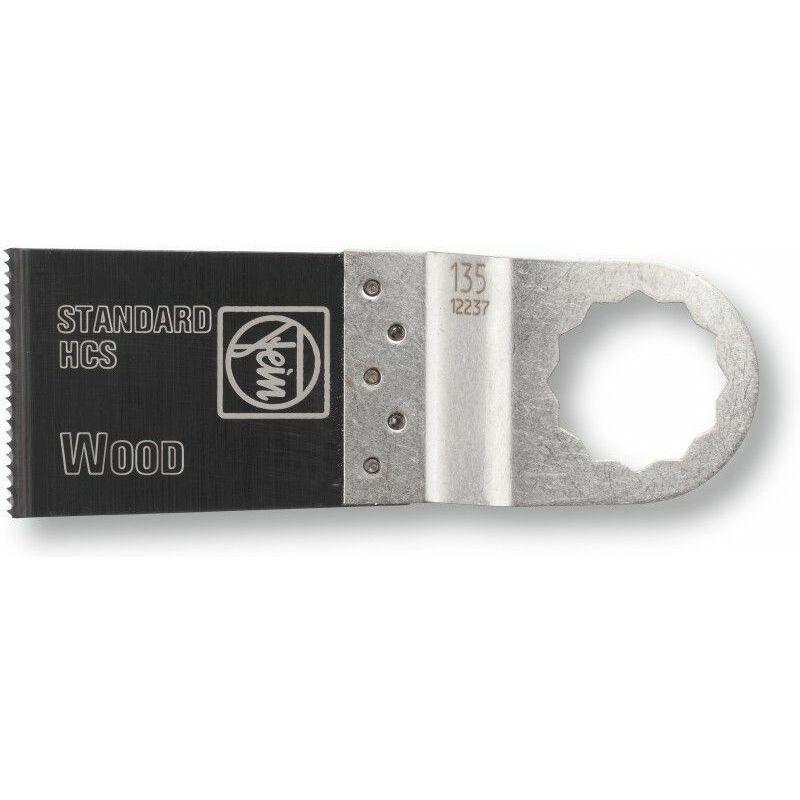 Fein Lames de scie standard E-Cut, Largeur 35 mm, 25 pce - 63502135025