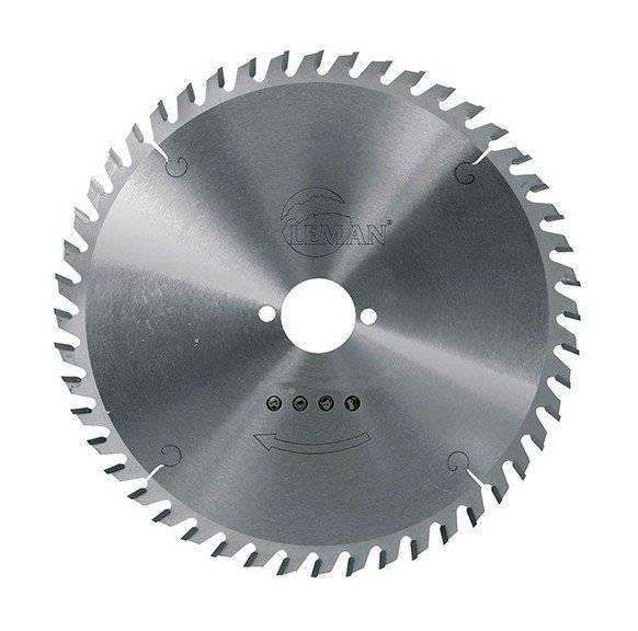 Leman - Lame carbure pour portative D. 305 x Al. 30 mm. x 96 dents tp