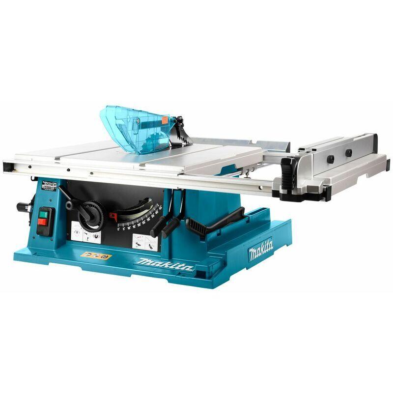 Makita 2704N Scie sur table et à coupe d'onglet - 1650W - 260 x 30mm