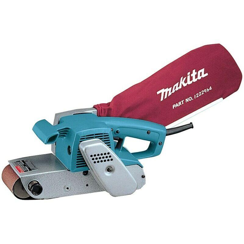 Makita 9924DB - Ponceuse à bande - 850W - 76 x 610mm