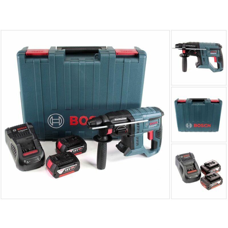 Bosch GBH 18V-20 Professional Perforateur sans-fil SDS-plus avec