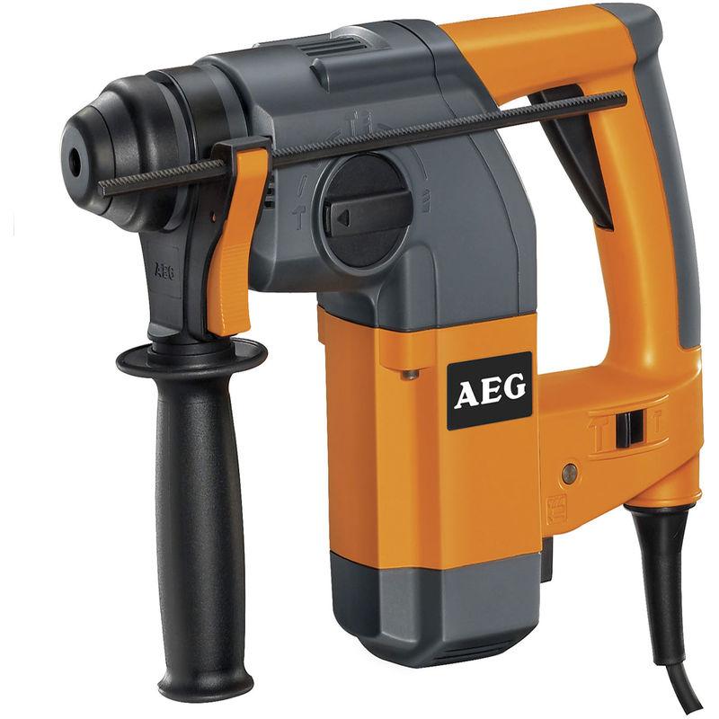 AEG Marteau perforateur à trois modes, AEG BH 26 LE 750 W.