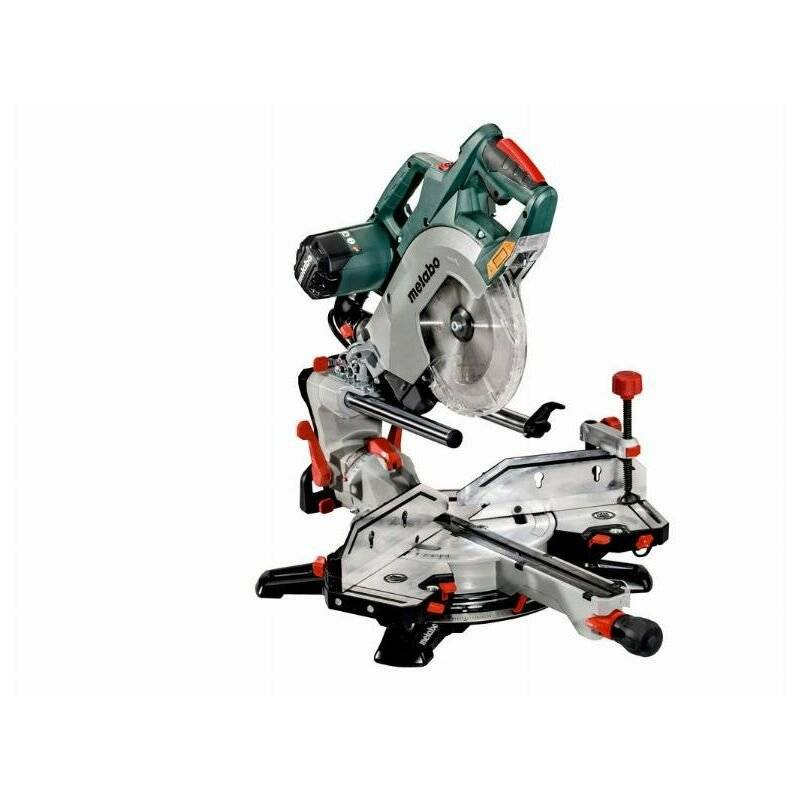 METABO Scie à onglets radiale KGSV 72 Xact SYM - 612216000