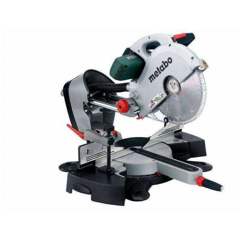 METABO Scie à onglets METABO KGS 315 Plus - 2200W Ø315 mm - 0103150000