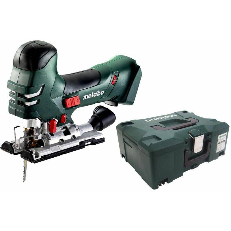 Metabo STA 18 LTX 140 Scie sauteuse à batteries 18V Li-Ion (machine