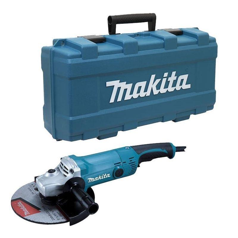MAKITA Meuleuse Ø 230 mm 2000W dans coffret - MAKITA GA9050KX