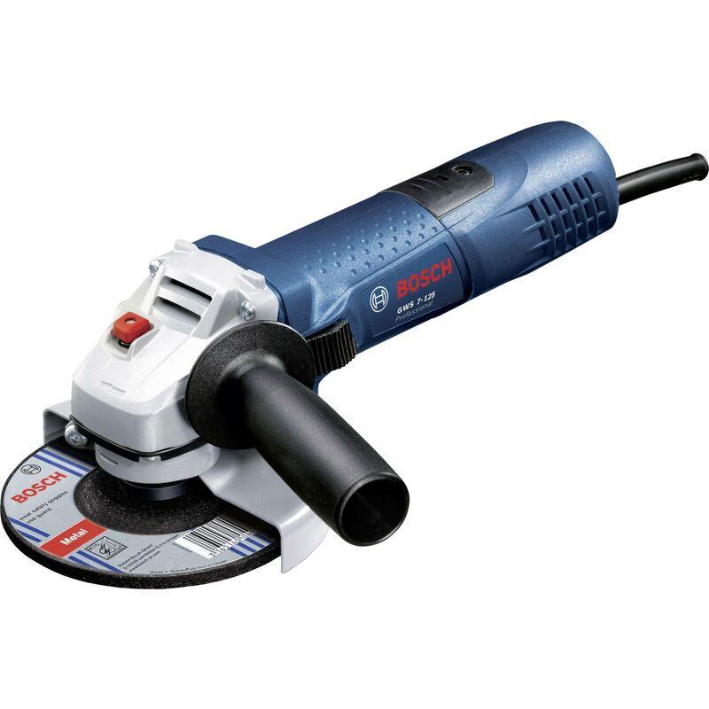 BOSCH Meuleuse d'angle Bosch Professional GWS 7-125 0601388108 125 mm 720 W