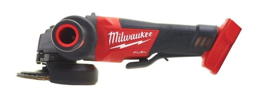 MILWAUKEE Meuleuse d'angle 18V CAG125XPD-0X MILWAUKEE - en HD-Box - sans batterie