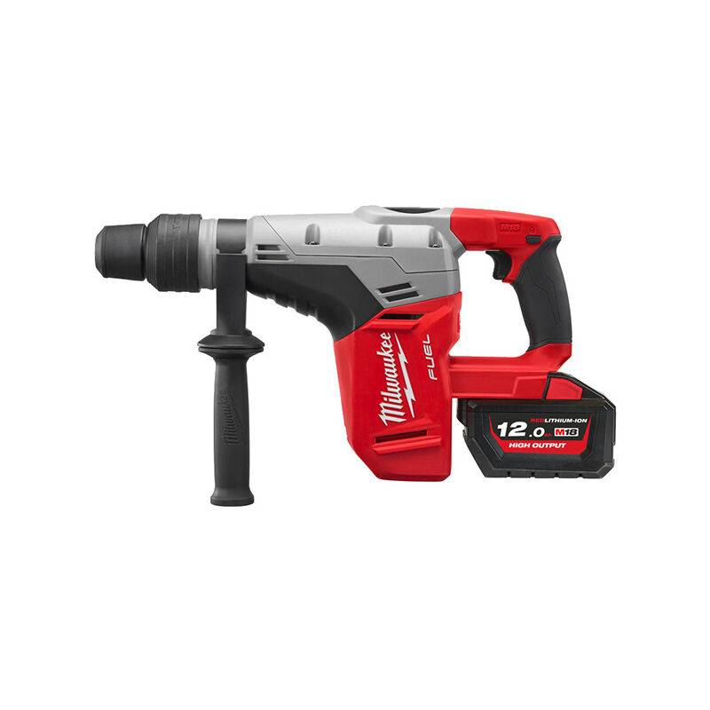 MILWAUKEE Perforateur SDS Max Fuel 18V M18 CHM-121C MILWAUKEE - 4933471284