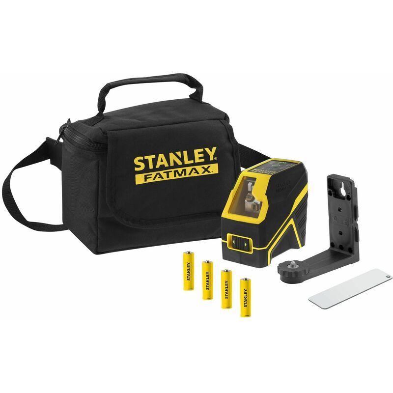 STANLEY Niveau Laser Croix Fatmax FCL-G (Alcalines) STANLEY FMHT77586-1
