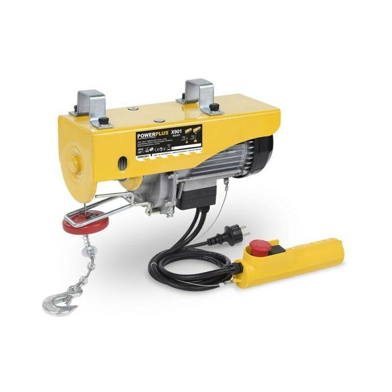 POWERPLUS Palan 1000 Watts 200/400Kg