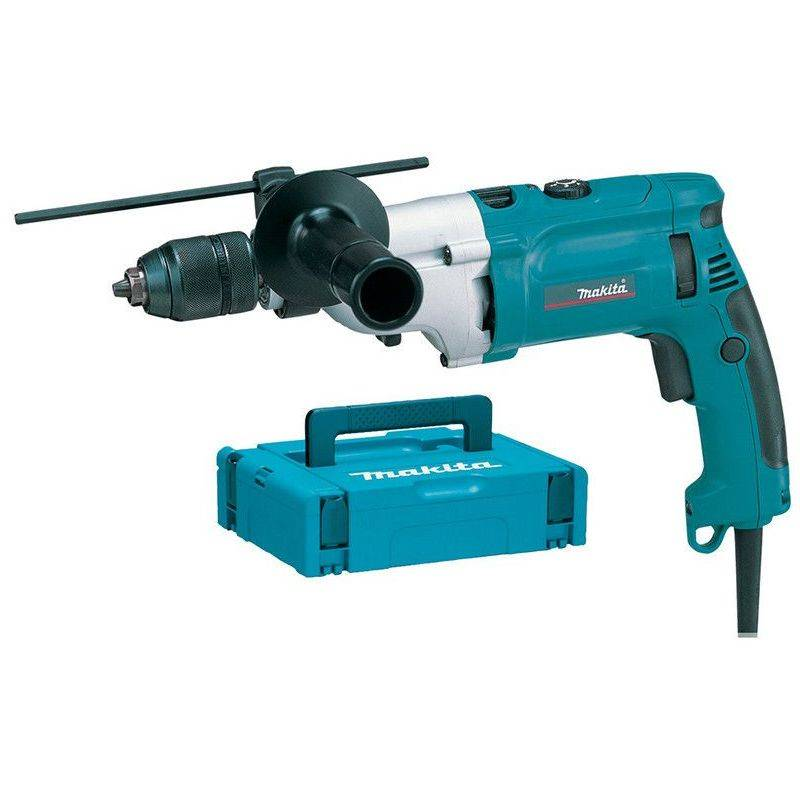 MAKITA Perceuse à percussion 1010 W Ø 13 mm - MAKITA HP2071FJ