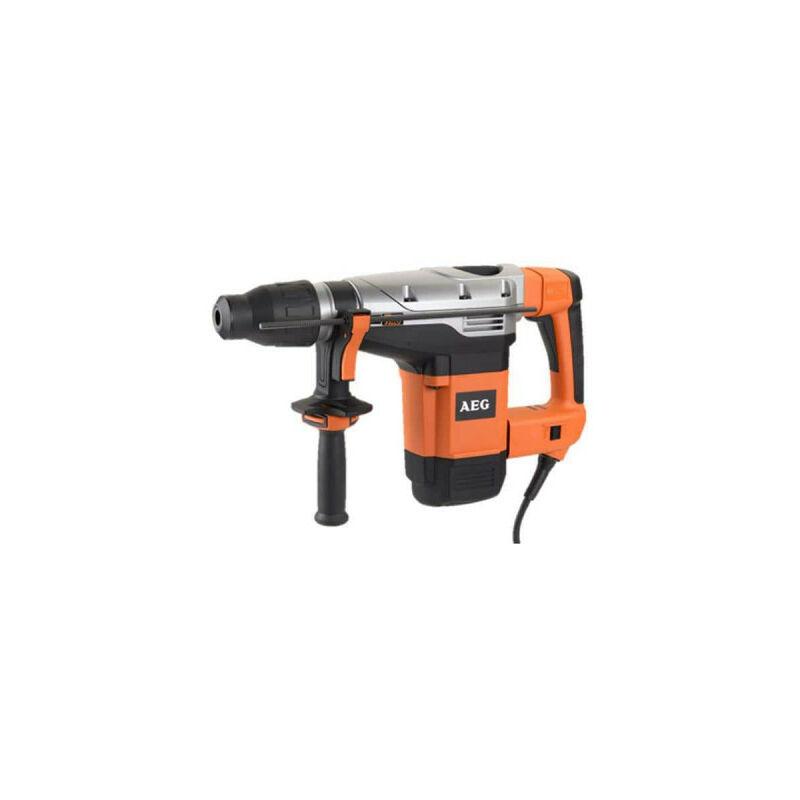 AEG Perforateur burineur électrique AEG SDSMAX 1500W KH7E