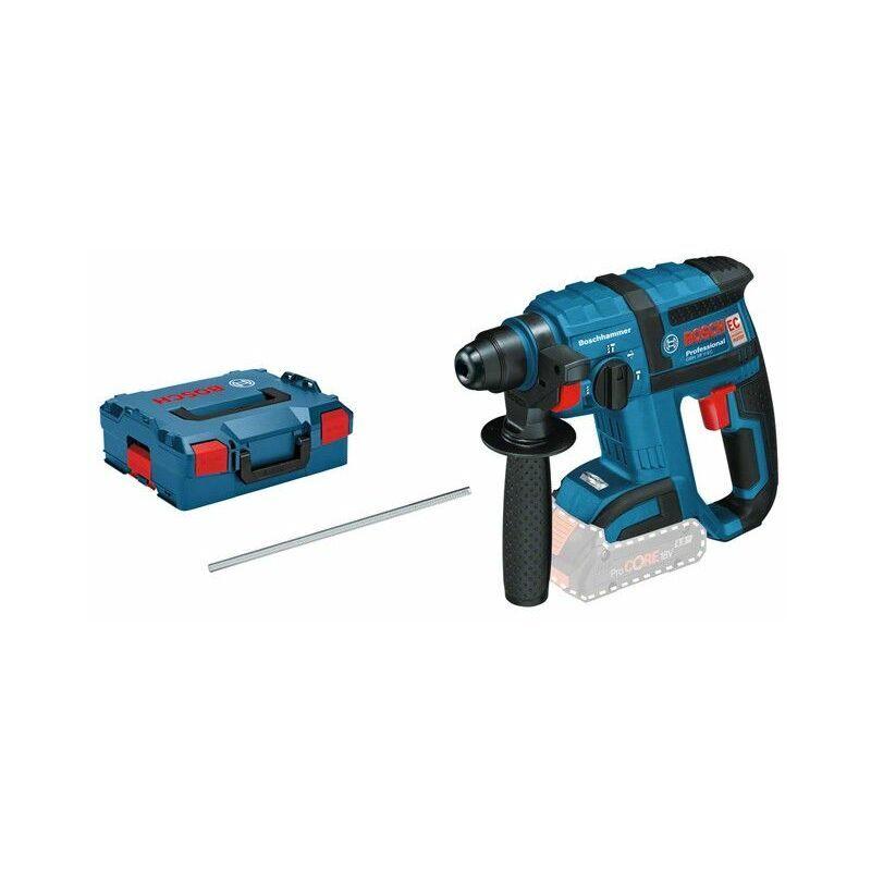 Bosch Professional Perforateur sans fil GBH 18 V-EC + L-BOXX (sans