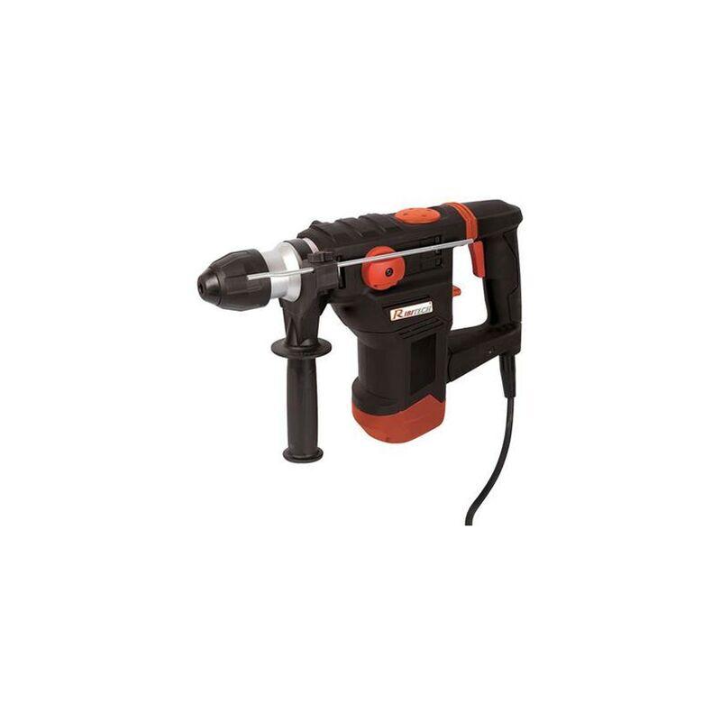 Ribimex - Perforateur-Burineur SDS 1500 W PRKIT10PF