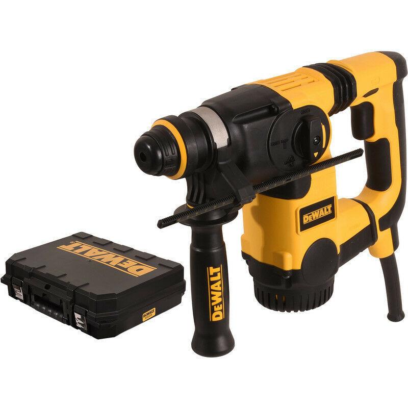 DEWALT Perforateur burineur SDS-Plus 395W 2.8J - DEWALT D25323K-QS