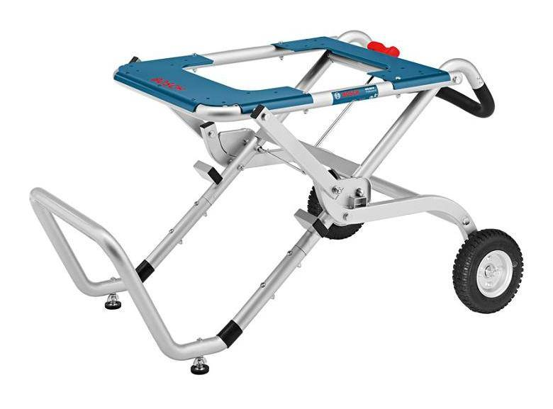 Bosch - Table de transport pour scie sur table - GTA 60 W - TNT