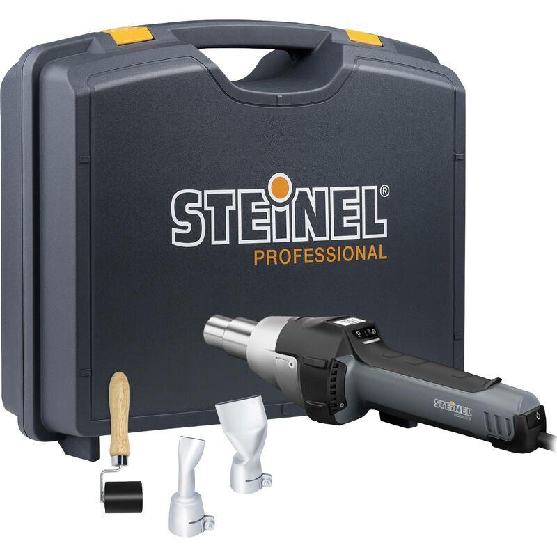 STEINEL PROFESSIONAL Pistolet air chaud HG 2620 E + coffret + accessoires Y635551 - STEINEL