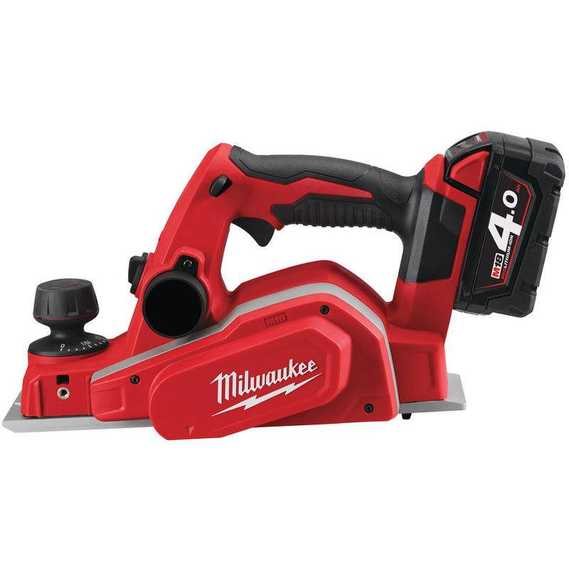 Milwaukee M18 BP-402C Raboteuse - 18V