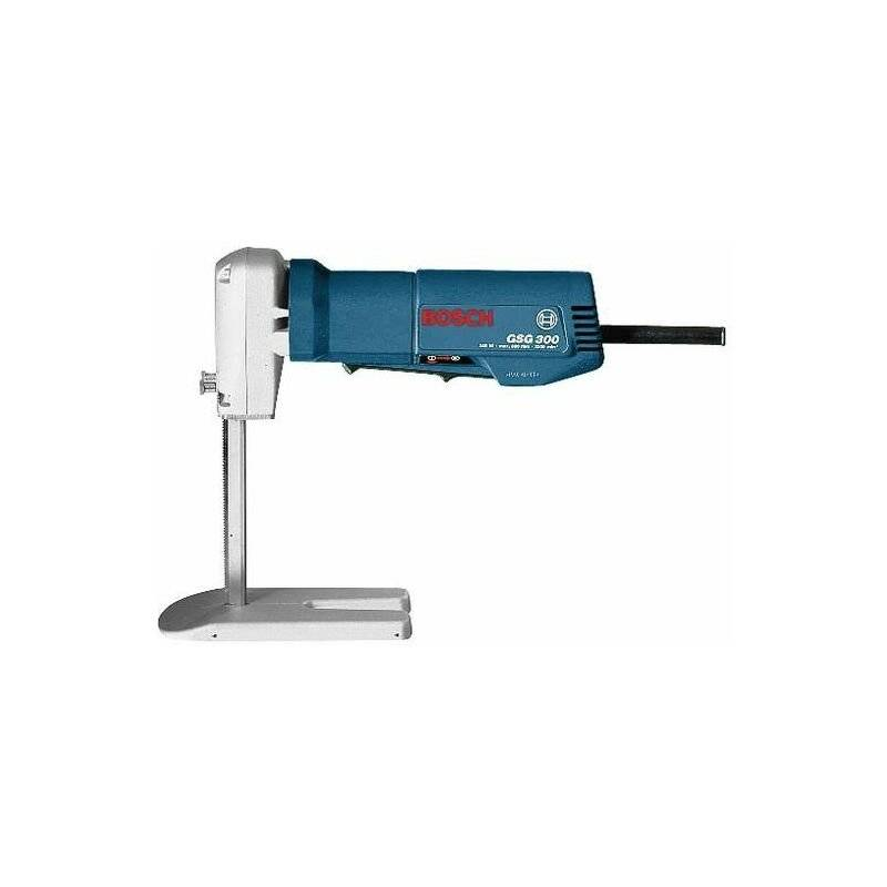 BOSCH Scie mousse BOSCH GSG 300 Professional - 350 W - Avec plaque de base