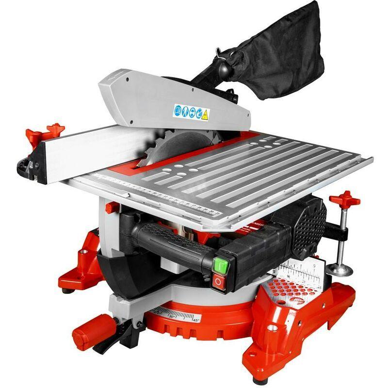 Holzmann Maschinen - SCIE A ONGLET SCIE SUR TABLE DE 305MM 2000W
