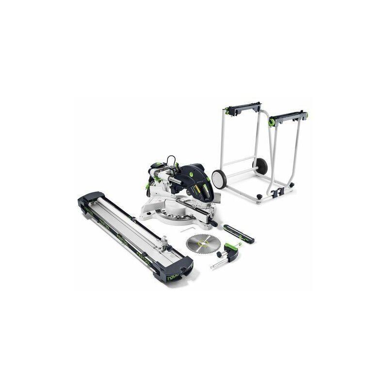 Festool Scie à onglets radiale KS 120 REB-Set-UG KAPEX - 575313