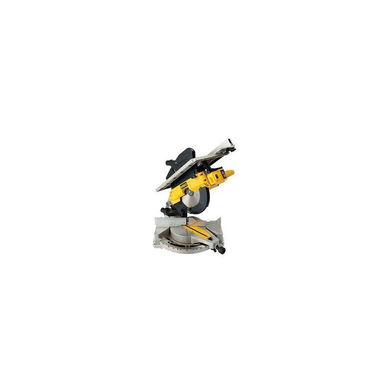 DEWALT Scie à onglets et à table supérieure DEWALT Ø305 mm 1600W - D27113