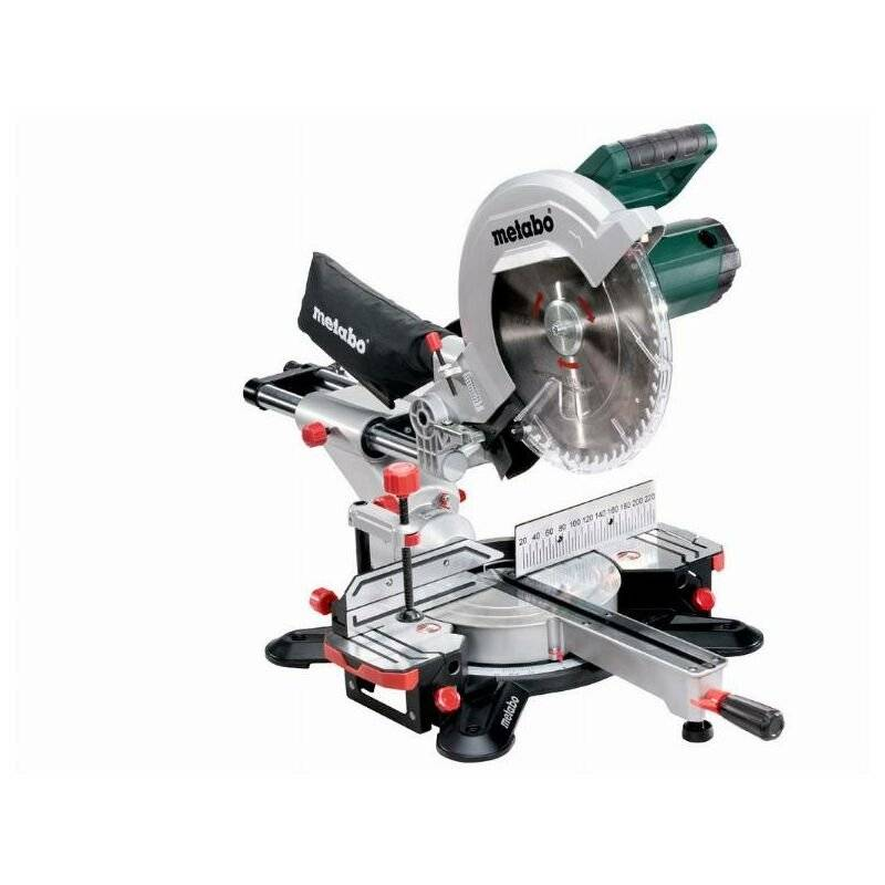 Metabo - Scie à onglets radiale KGS 305 M - 619305000