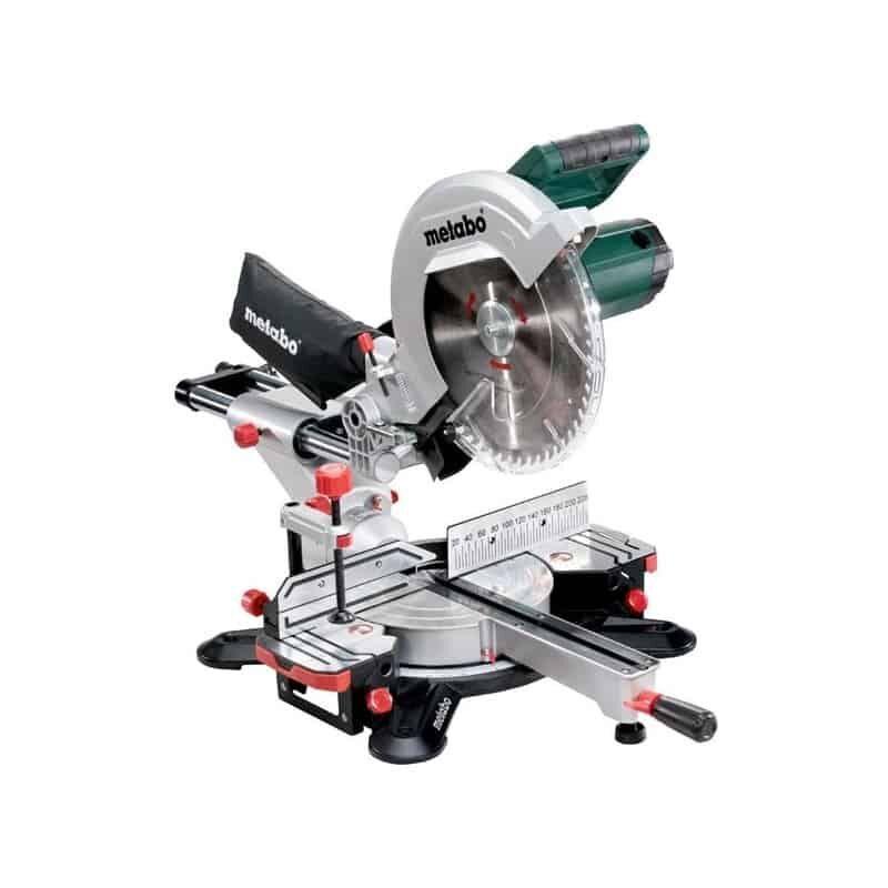 METABO Scie à onglets radiale 1600W KGS 305 M - 619305000
