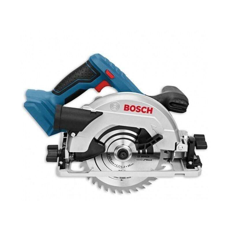 Bosch Professional Scie circulaire GKS 18V-57 G, L-BOXX, sans batterie