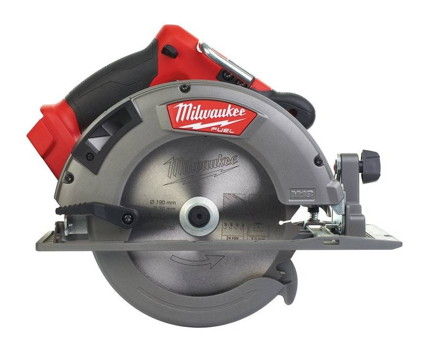 MILWAUKEE Scie circulaire Fuel 18V M18 CCS66-0X MILWAUKEE sans batterie
