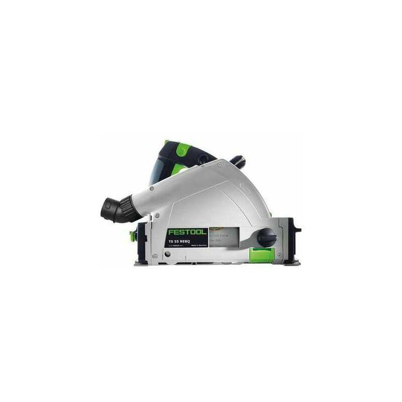 FESTOOL Scie circulaire TS55RQ+FS -576014 - Vitesse 6500 tr/min - Festool