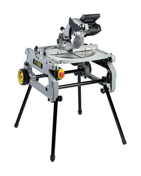 FARTOOLS Scie combinée à onglet + table D. 255 mm FS 254 1800 W 230 V - 113393